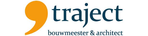 Logo 'traject bouwmeester & architect