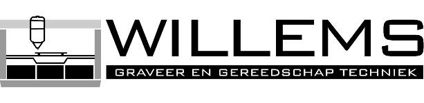 Logo Willems Graveer en Gereedschap Techniek