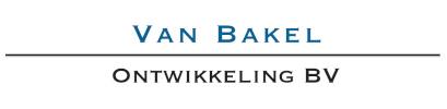 Van Bakel Ontwikkeling BV